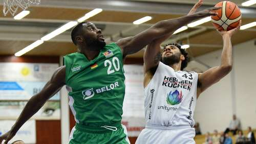 Basketball: White Wings fordern aufstrebende Kölner