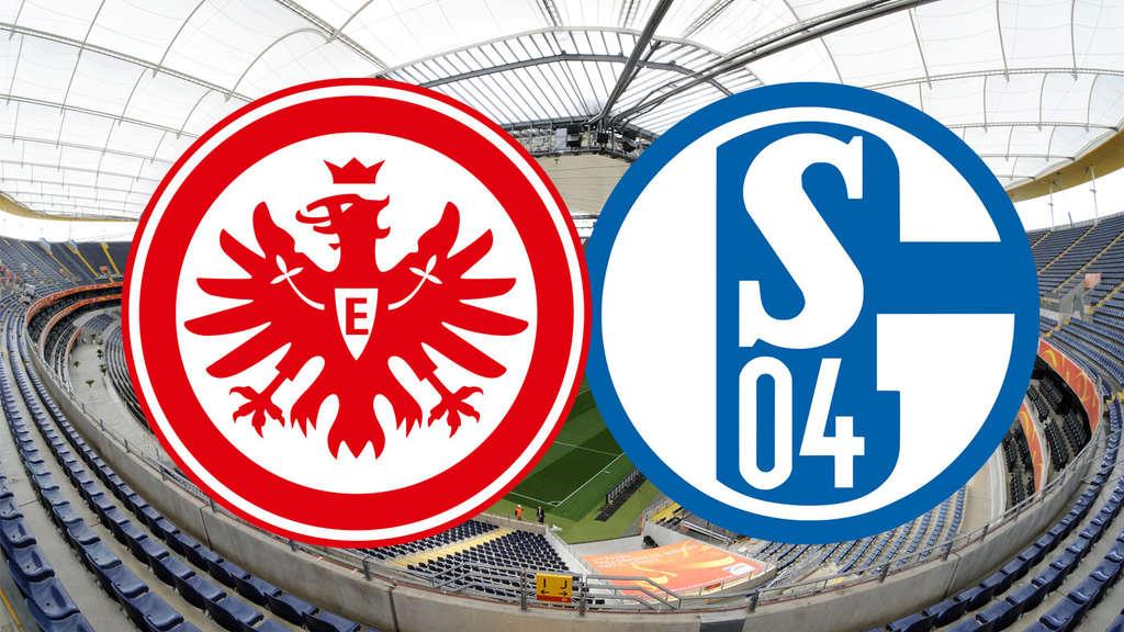Schalke Gegen Eintracht Frankfurt