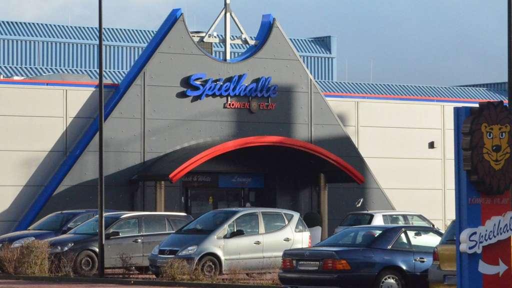 Spielhalle Darmstadt