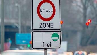 Keine Umweltplakette Frau Aus Offenbach Soll Dreimal Fur Das