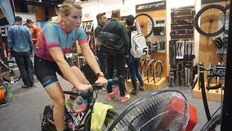 Bilder: Triathlon-Messe in Langen