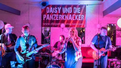 """River Night"": Neue Band im Anglerheim"