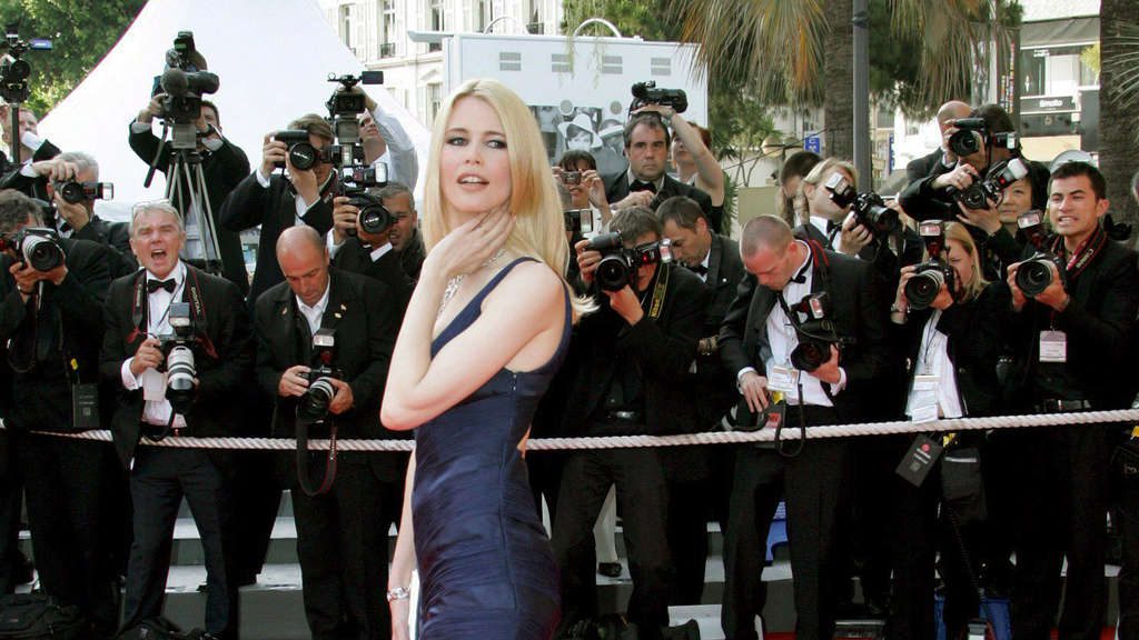 60. Filmfestspiele in Cannes - Claudia Schiffer