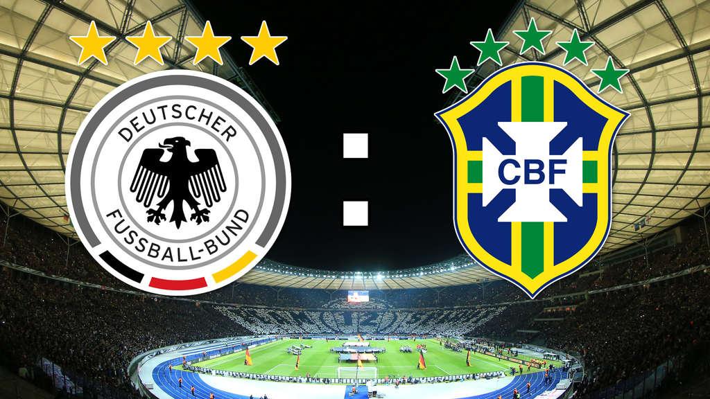 brasilien deutschland liveticker