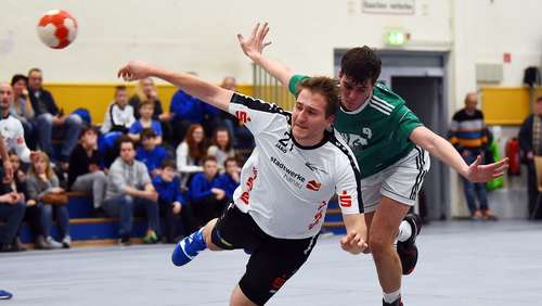 Handball: Egelsbach unterliegt in Hanau