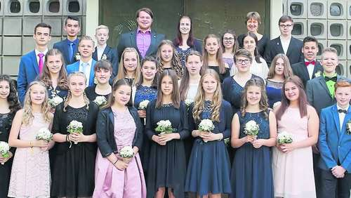 Kommunion und Konfirmation 2018 in der Region: Bilder