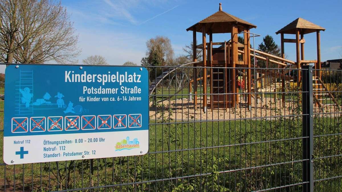 Klettergerüst Seilnetz : Spendenflut für klettergerüst und krippenwagen bockhorn