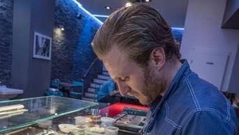 Im Frankfurter Restaurant Guck Mal Wer Da Kocht Kommen Alle Zwei