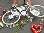 Frankfurt Radfahrerin Stirbt Nach Unfall Mit Straßenbahn Frankfurt