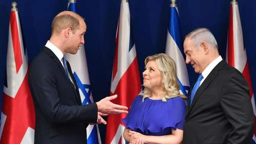 Historische Reise: Prinz William besucht Israel