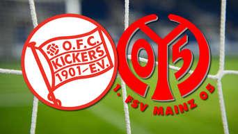 Kickers Offenbach Ofc Verliert Gegen Fsv Mainz 05 Ii Das Spiel Im