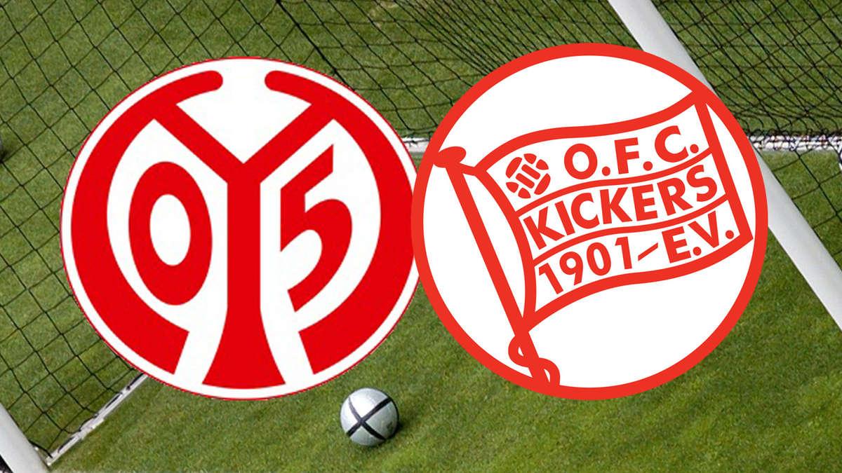Kickers Offenbach Ofc Gegen Fsv Mainz 05 Ii Das Spiel Im