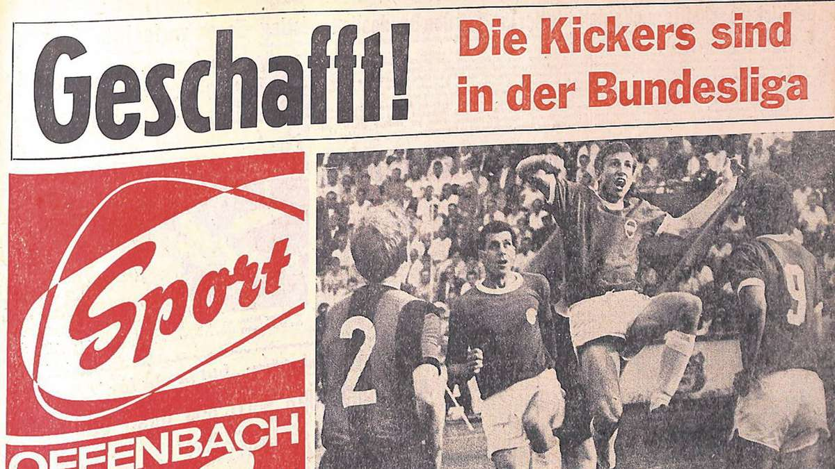 Offenbach Post Kickers