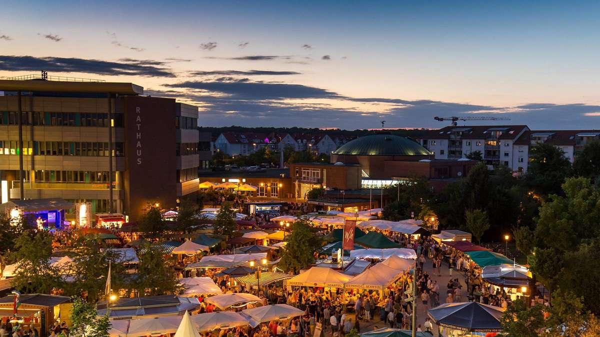 Weinfest in dietzenbach edle tropfen in geselliger runde for Europaplatz 4 darmstadt