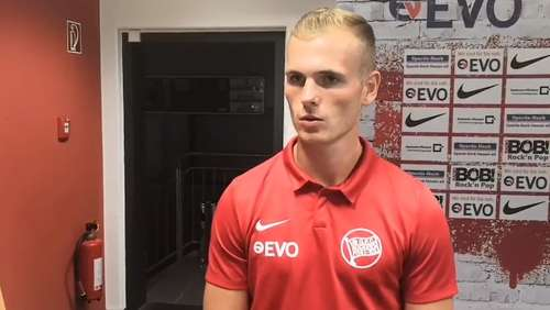 Neuer OFC-Kapitän Kirchhoff im Interview: Video