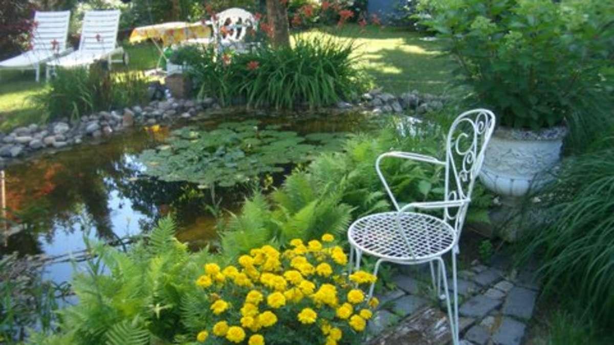 Garten von Inge Heberer aus Offenbach: Bilder