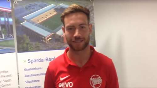 Lucas Albrecht im Interview: Video
