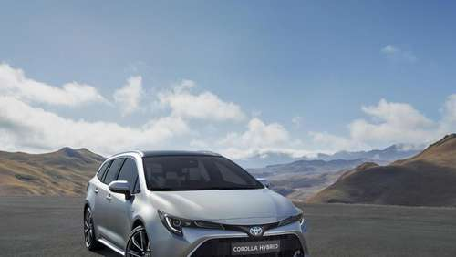 Toyota Touring Sports kommt Anfang 2019