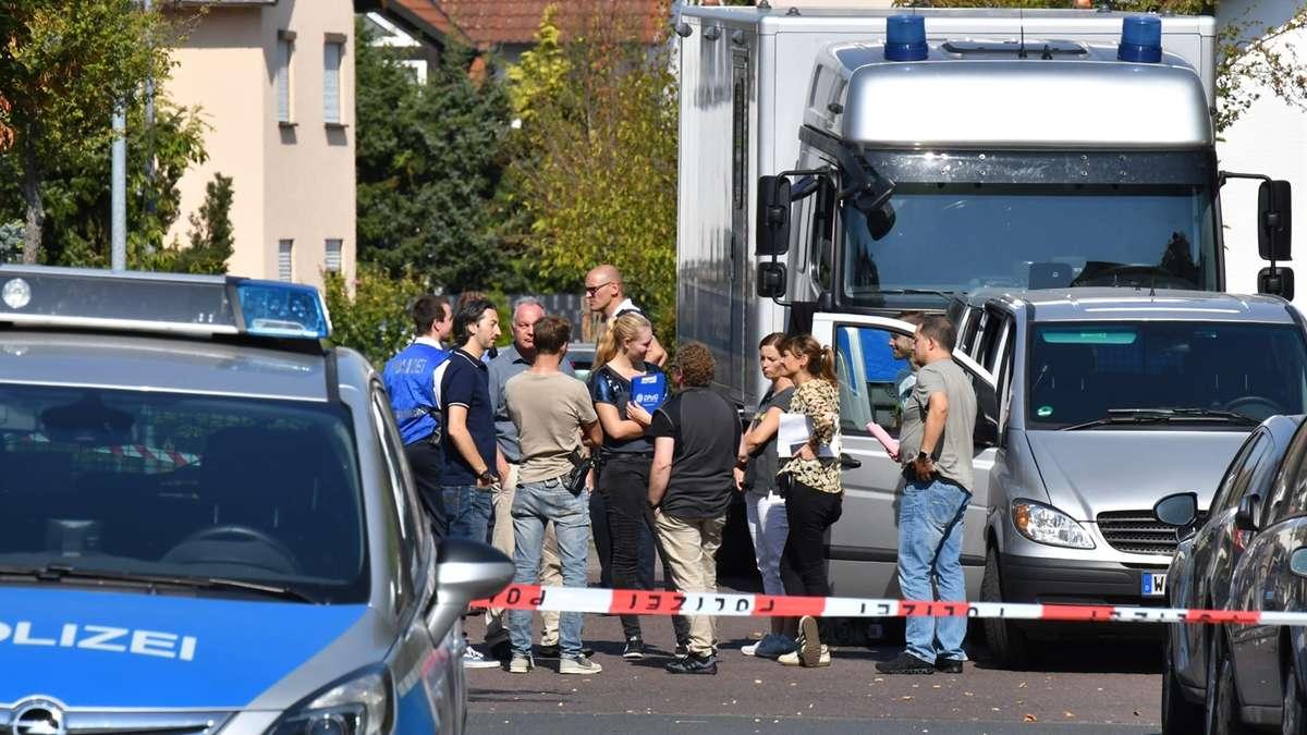 Mordverdächtiger stirbt bei Polizeieinsatz im Theodor