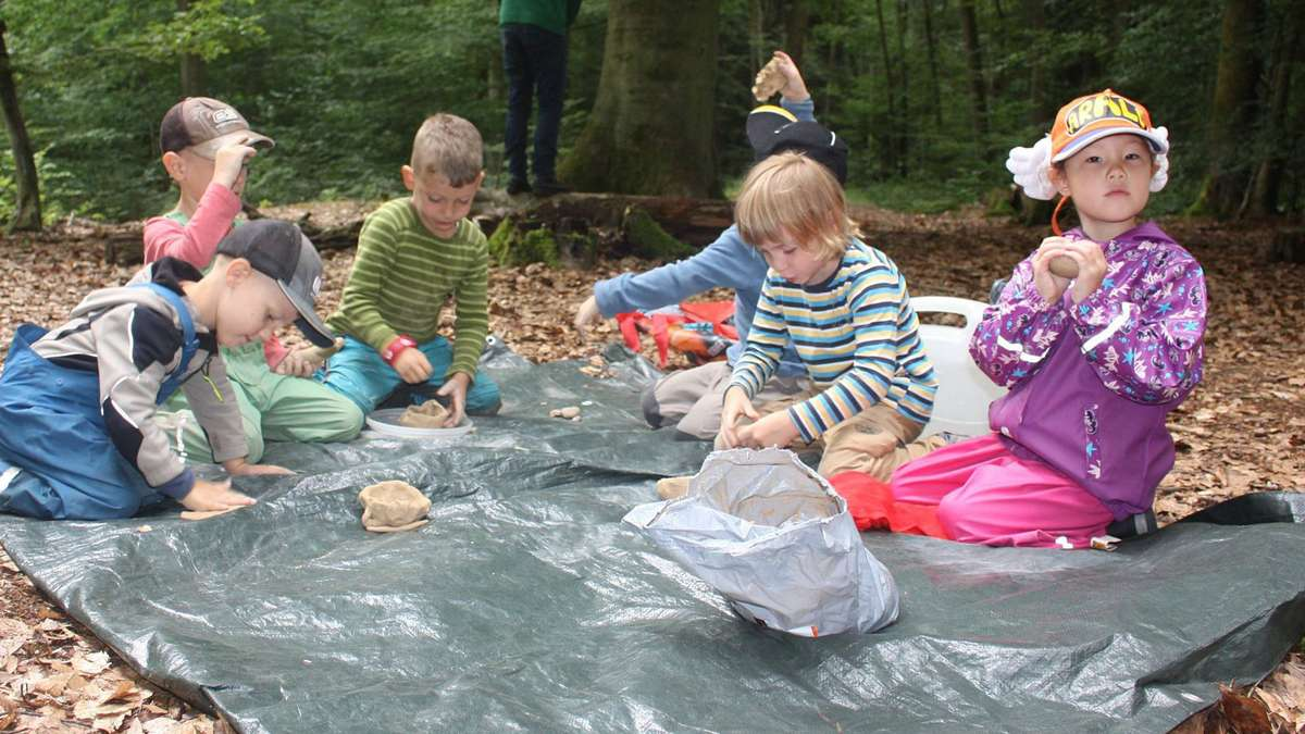 Montessori-Campus: Ab 2019 Gibt's Eine Waldgruppe