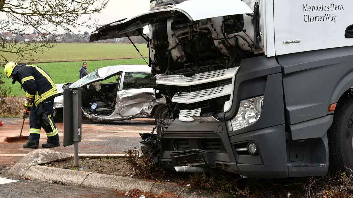 Unfall Münster