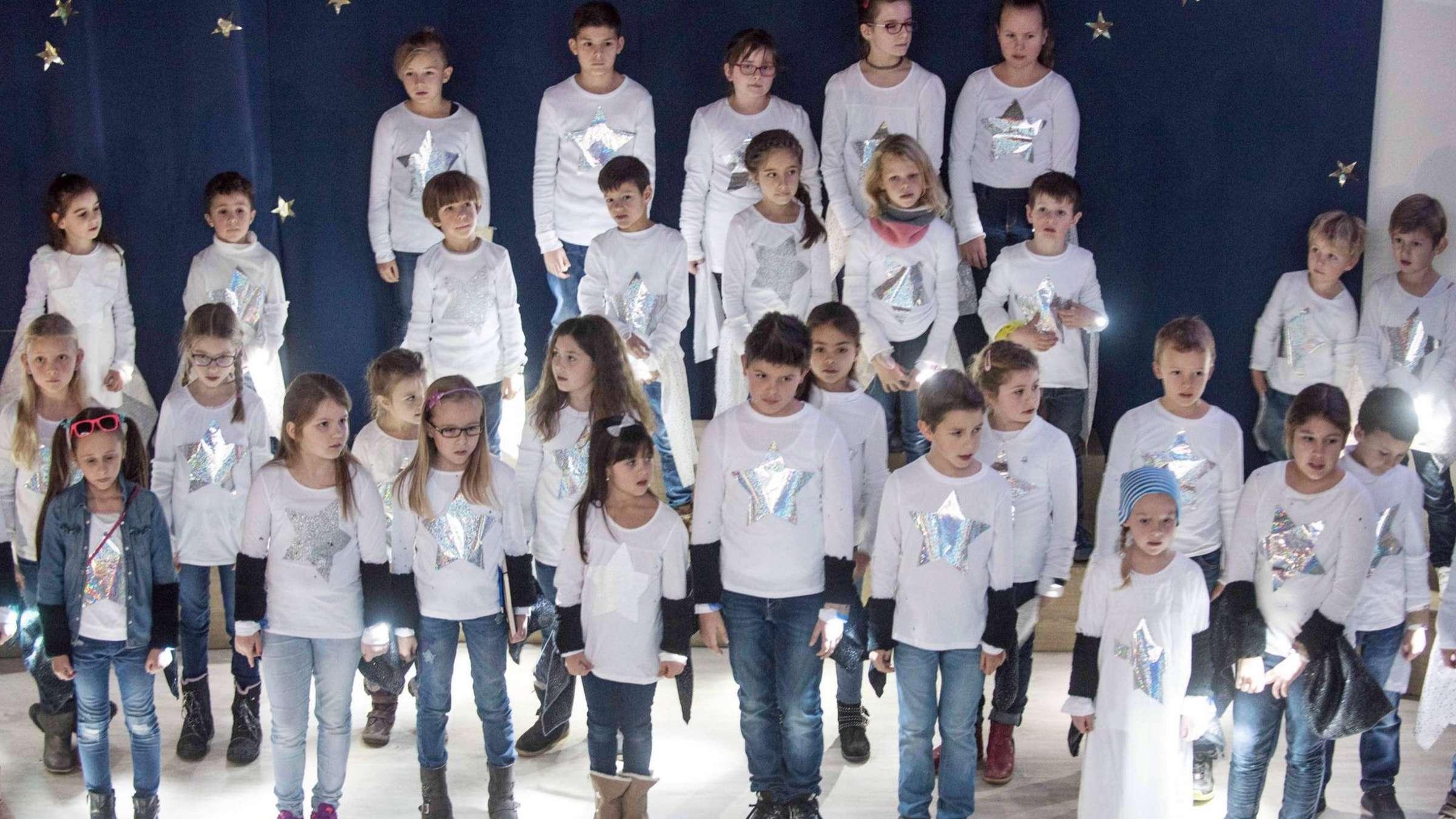 Sternstunde in Bethlehem ein Weihnachtsmusical für die