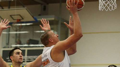 Basketball: Routinier Eichler glaubt an Rettung der Hanau White Wings