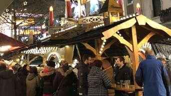 Offenbach Weihnachtsmarkt.Weihnachtsmarkt Offenbach Nur Ein Aber Trübt Die Gute Stimmung