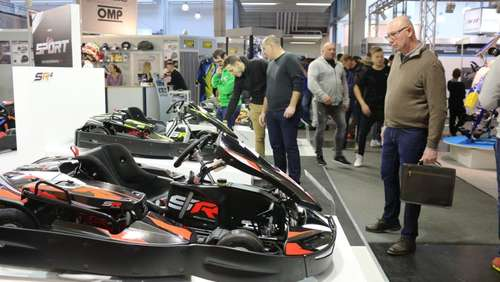 Bilder: Kartmesse in Offenbach