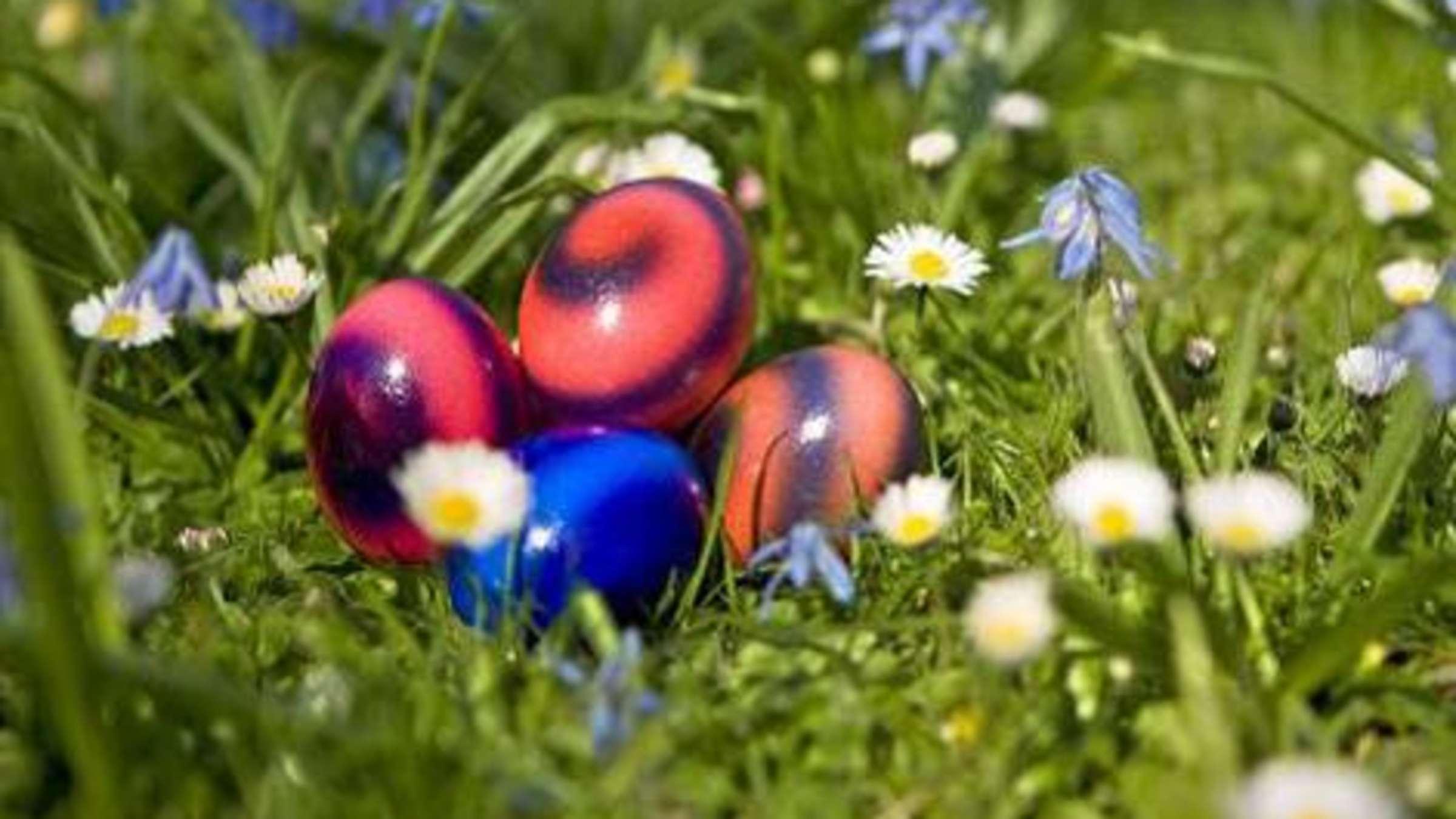 Wetter In Hessen Vorfreude Auf Ostern Und Erste 30 Grad