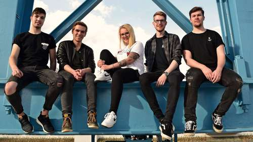 Pop-Punk-Party im Ponyhof: Dreieicher Band Thursday in March stellt ihre neue EP vor