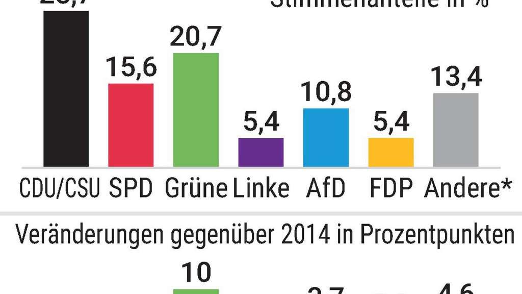 Europawahl 2021 Die Grünen