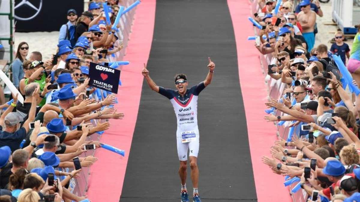 Ironman Frankfurt Streckenverlauf