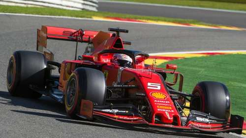 Leclerc holt Pole Position in Spa - Vettel Zweiter