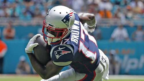 Patriots entlassen Skandal-Footballer Antonio Brown