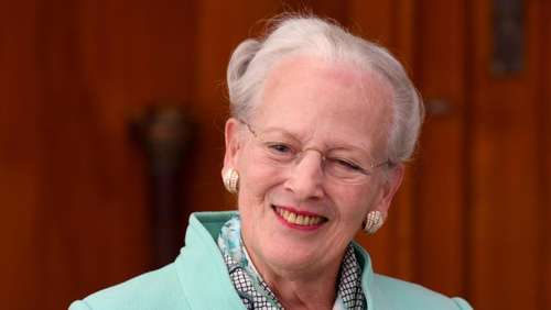 Königin Margrethe: