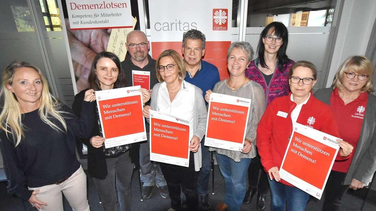 Heusenstamm: Malteser und Caritas starten Ausbildung von Demenzlotsen   Heusenstamm - op-online.de
