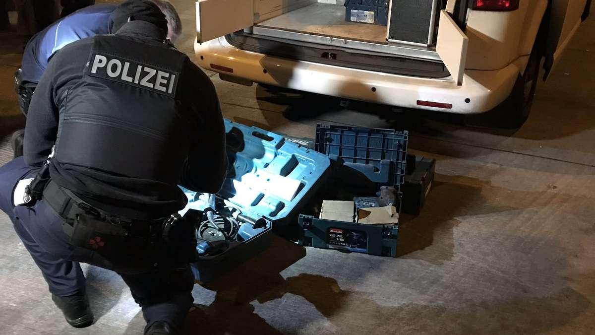 Rodgau A3: Stundenlange Auto-Kontrolle: Polizei legt erste Ergebnisse vor | Rodgau - op-online.de