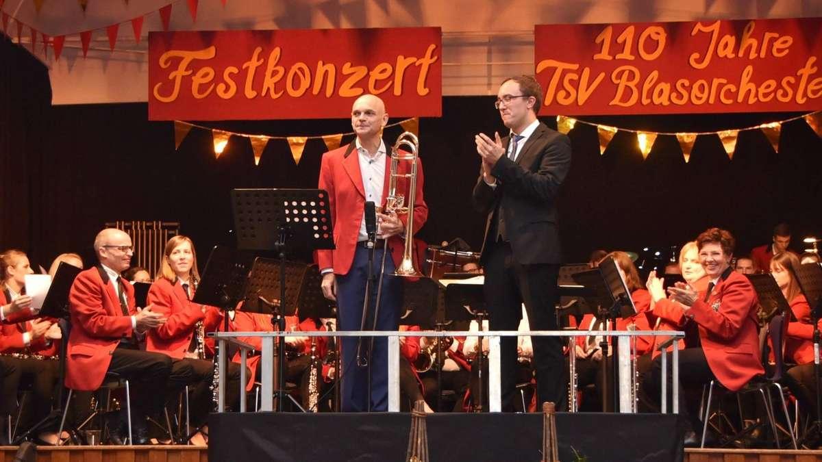 Heusenstamm: Großartige Aufführung zum 110. Geburtstag des TSV Blasorchesters   Heusenstamm - op-online.de