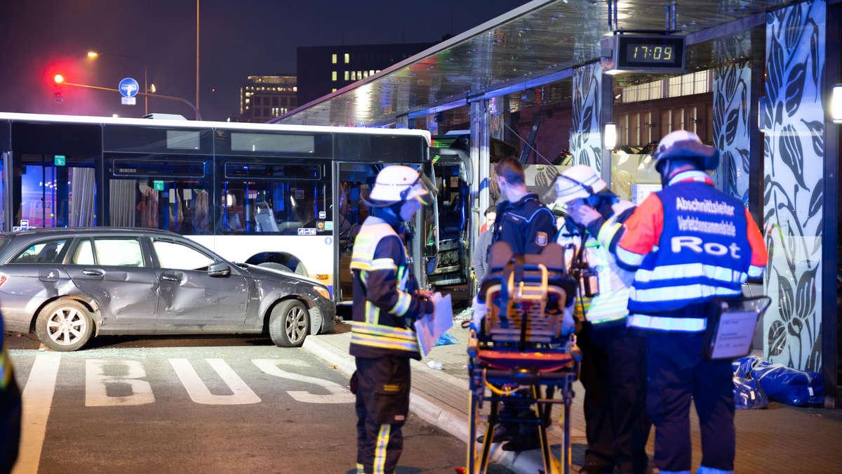 Polizeibericht Hessen Unfall