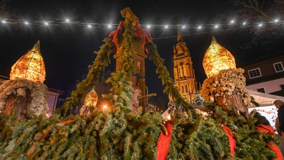 Weihnachtsmarkt Nach Weihnachten Hessen