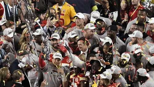 Super Bowl: Parade für Kansas City Chiefs am Mittwoch