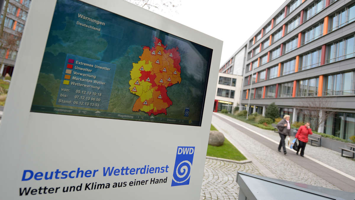 Wetter Online Offenbach
