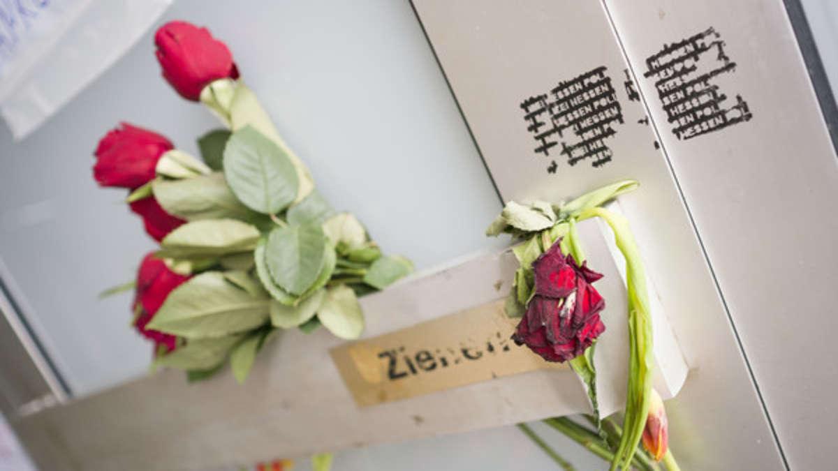 Trauerfeier Hanau
