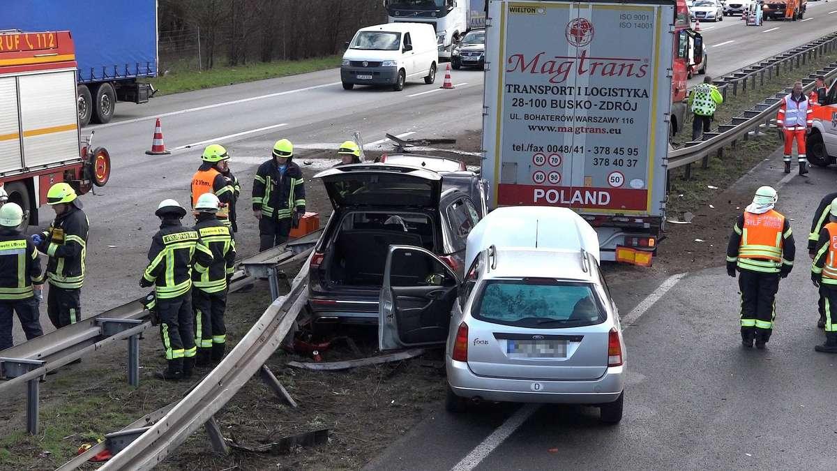 Lampertheim Unfall