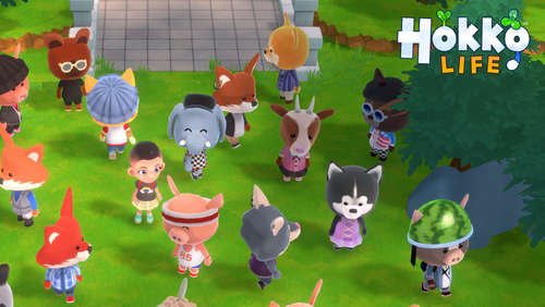 Animal Crossing New Horizons: