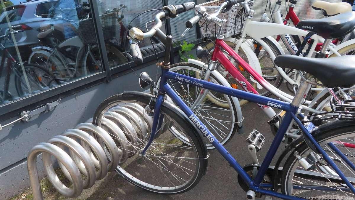 Rewe Fahrräder