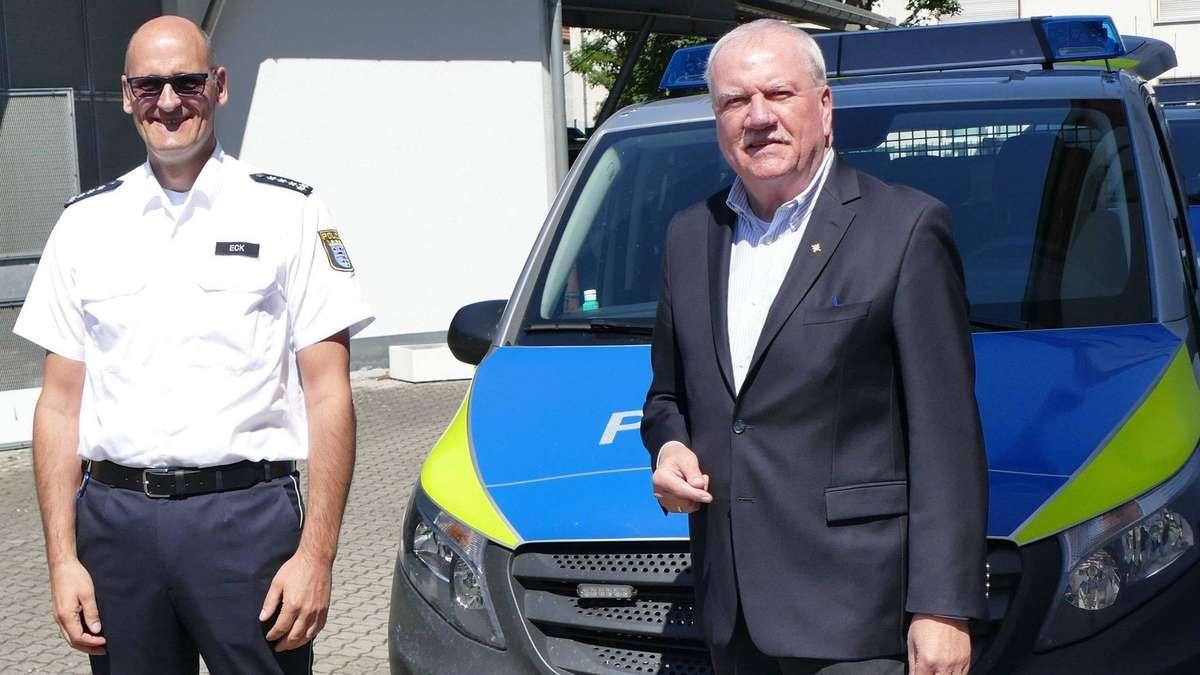 Polizeidienststelle Darmstadt