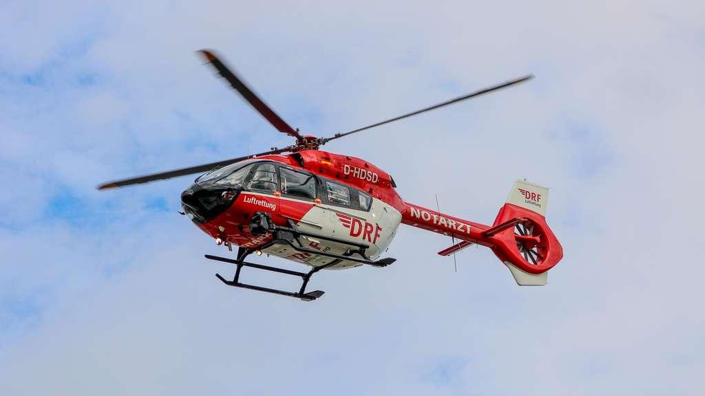 Darmstadt Hubschrauber