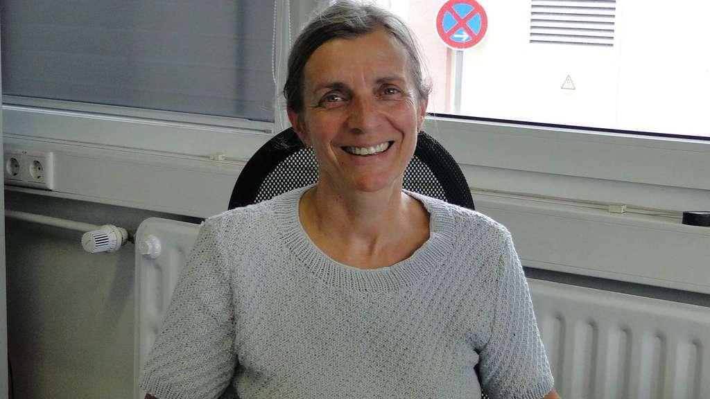 Leiterin der Mühlheimer Montessori-Schule: Brigitte Johannsen.